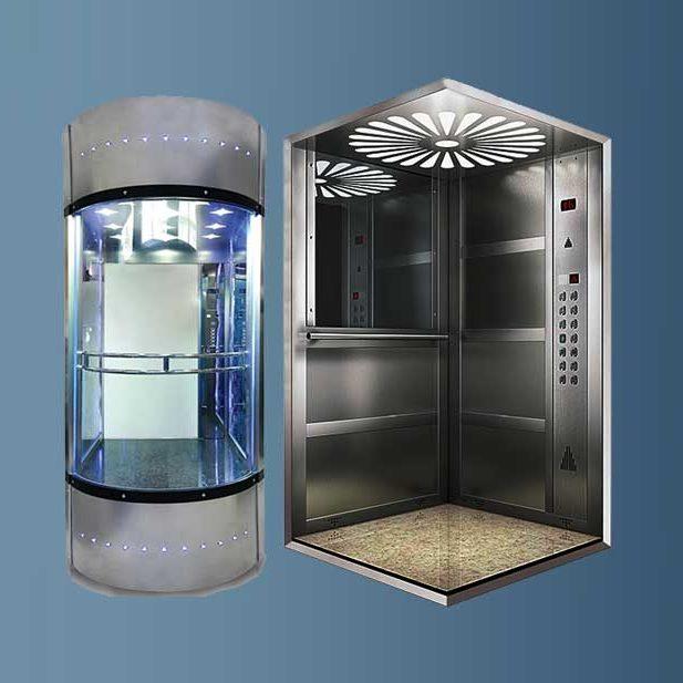 فروش انواع آسانسور و بالابر صنعتی