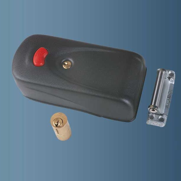 قفل-برقی