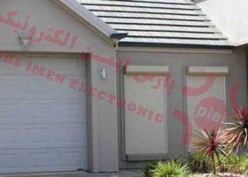 فروش درب سکشنال زیر سقفی