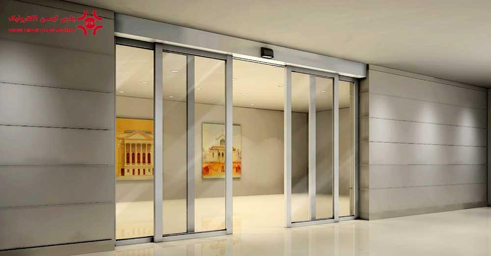 مزایای درب اتوماتیک شیشه ای و انواع آن