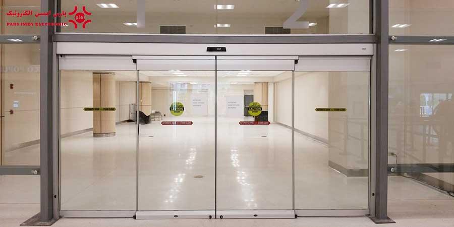 دانستنی های مفید در زمان انتخاب درب اتوماتیک شیشه ای