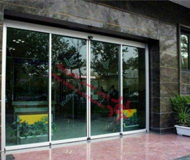درب شیشه-ای اتوماتیک