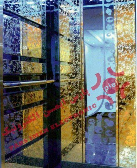 کابین آسانسور (6)