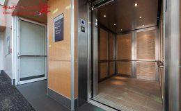 بررسی ابعاد آسانسور