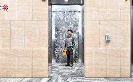 انواع آسانسور کششی