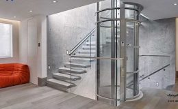 آسانسور خانگی تک نفره